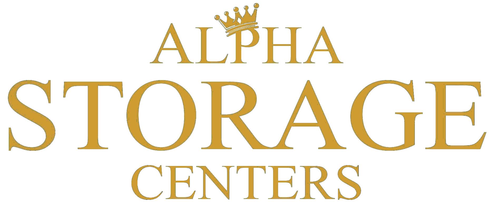 Alpha Storage Centers